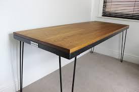 Industrial Office Desks by Wood Industrial Style Desks Archives Wood Industrial Style Desks