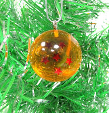 amazon com dragon ball z dbz seven piece ornament set