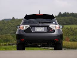 black subaru hatchback 2008 subaru impreza wrx sti black rear 1920x1440 wallpaper