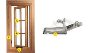 Awning Window Mechanism Window And Patio Door Hardware Pella