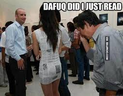 Dafuq Meme Images - dafuq did i just read funny dress meme image