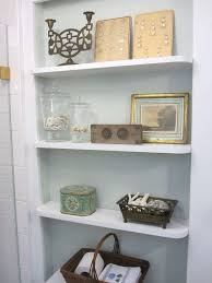 bathroom shelf ideas white wooden bathroom shelves home design ideas and pictures