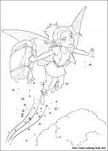 pirate fairy coloring pages coloring book