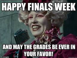 finals the week of all weeks alive cus