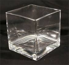 vasi in vetro economici vasi quadrati senza marca per la decorazione della casa ebay