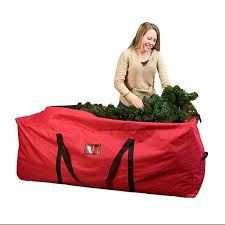 large artificial tree storage bag rainforest islands ferry