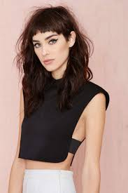 best 20 short bangs ideas on pinterest short bangs hairstyles
