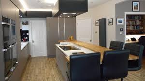 modern german kitchens modern german kitchen with bespoke extractor jordanhill aspire