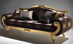 canapé baroque meubles baroques meubles sur mesure hifigeny