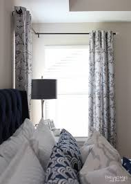 Cornice Window Treatments How To Make A Simple Window Cornice With Scalloped Edges And A