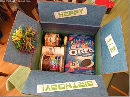 best 25 birthday care packages ideas on boyfriend