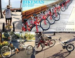 bikeman bike rental key west rent bikes