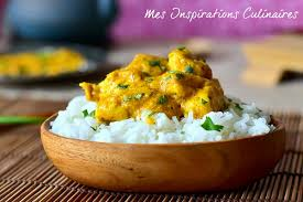 cuisiner indien recette poulet au curry le cuisine de samar