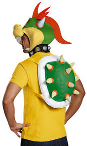 Mario Costume Bowser Costume Kit Super Mario Brothers Costumes Video
