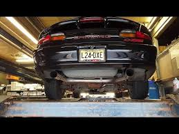 99 camaro exhaust slp loudmouth 1 exhaust on my 1999 z28 ls1 convertible camaro