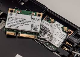 wifi card replacement in asus n550jv laptop which cable colour i