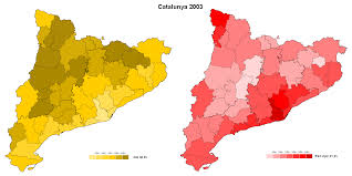 2004 Election Map by Spain Election Maps