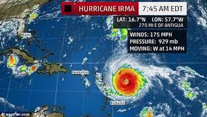hurricane irma threatens richard branson u0027s island home daily