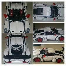 lego porsche 919 decool porsche gt3 rs white u can order this decool porsche in 3