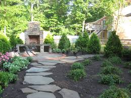 Backyard Ideas Without Grass Amazing Of No Grass Backyard Ideas Backyard Design Ideas Without
