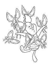 pooh face coloring pages coloring home