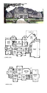 Floor Plans Mansions by 233 Best House Blueprints Images On Pinterest Dream House Plans