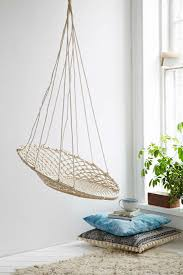 Swing Indoor Chair 10 Easy Pieces Hanging Chairs Gardenista