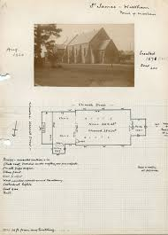 Anglican Church Floor Plan by The Ancient Corroboree Ground At Wickham N S W U2013 Hunter Living