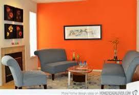 orange color paint living room ideas likewise burnt orange living