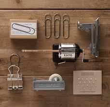 Restoration Hardware Desk Accessories Restoration Hardware S Industrial Desk Accessories Tools And Toys