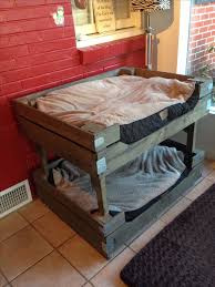 Elevated Dog Bed With Stairs The 25 Best Dog Bunk Beds Ideas On Pinterest Foster Puppies