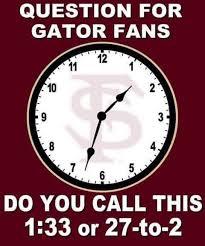 Fsu Memes - best sec football memes from rivalry week 2015
