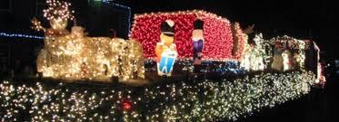 light parade city of harrisburg oregon