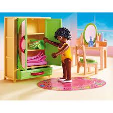 chambre playmobil 5309 chambre d adulte avec coiffeuse playmobil dollhouse playmobil