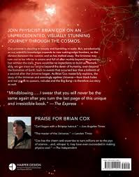 Sagan Invitation Card Matter Wonders Of The Universe Brian Cox Andrew Cohen 9780062110541