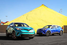 2018 toyota c hr review first drive news cars com