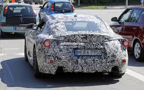 bmw supercar interior new 2018 toyota supra makes spyshot debut coupe prototype shows