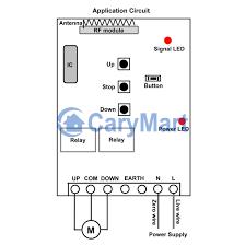 remote control hoist wiring wiring diagram components