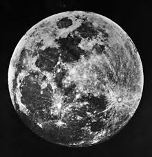 the first photograph of the moon time com