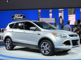 Ford Escape Fuel Economy - 2013 ford escape pricing released sort of