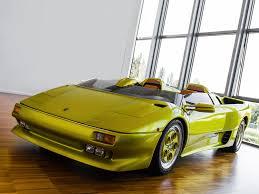 Lamborghini Murcielago Old - lamborghini diablo roadster prototype 1992 u2013 old concept cars