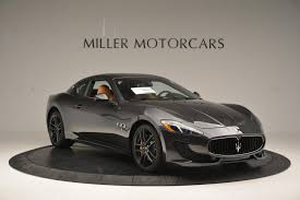 black maserati sports car black maserati granturismo mc stradale sports car 2013 hd