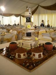 traditional decor traditional african wedding decor afrikan makoti media