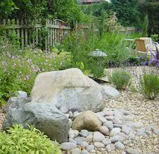 Rocks In Gardens Garden Rock Design Decoration
