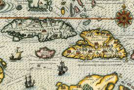 Map Of Caribbean by Watts U0027 West Indies And Virginia Expedition Wikipedia