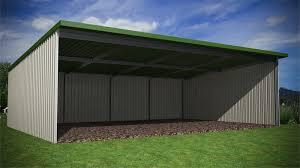 farm building implement kitset sheds for sa