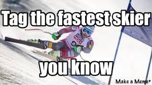 Skiing Memes - ski racing memes home facebook