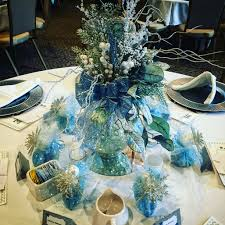 theme centerpiece centerpiece for the baby it s cold outside baby shower theme in