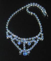 prom necklace vintage prom and bridal swag necklaces feel the jewels news