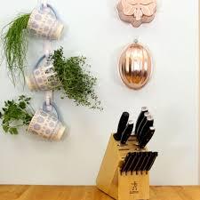 Indoor Container Gardening - hang an indoor herb garden hometalk
